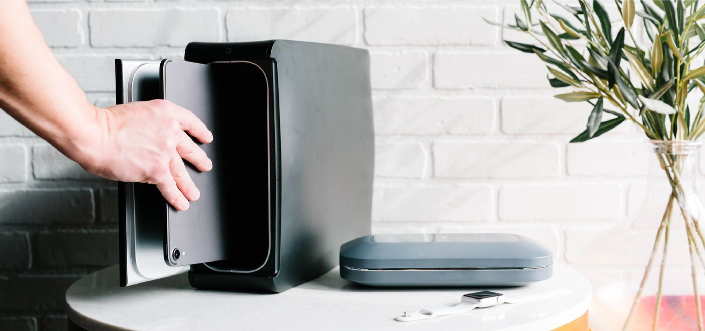 HomeSoap with Tablet