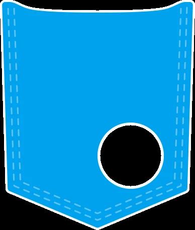 Front Pocket Hole