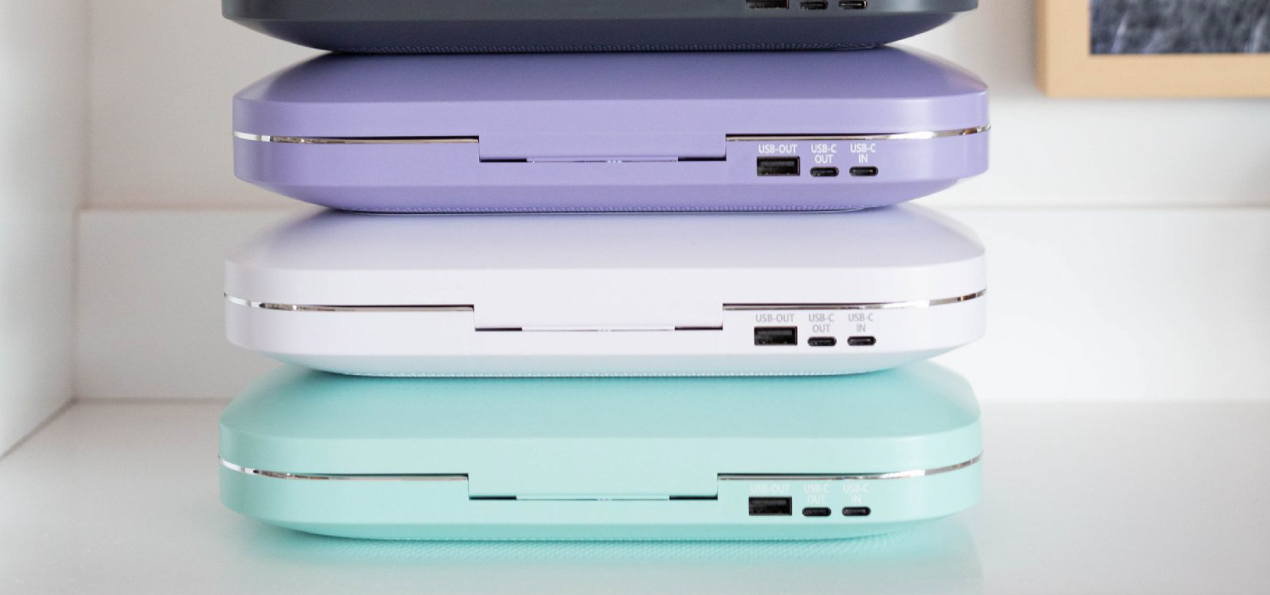Stack of PhoneSoap Pros